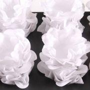 Forminhas P/ Doces Casamento Style Branca 1000 Un
