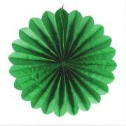 Guirlanda De Papel Girassol Verde