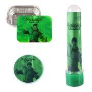 Kit 120 Itens Lembrancinhas Personalizadas Hulk