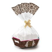 Kit Cesta de Páscoa Love Chocolate - Vários Tamanhos