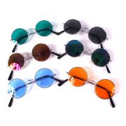 Kit Com 10 Óculos John Lennon Luxo Sortidos - Aluá Festas a28fea10f4