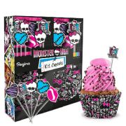 Kit Cupcake Monster High 30Un