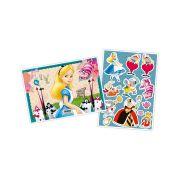 Kit Decorativo Alice no País das Maravilhas Un