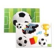 Kit Decorativo Futebol