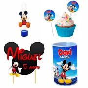 Kit Festa em Casa Mickey