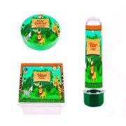 Kit Festa Lembrancinha Personalizadas 45 Itens Safari