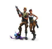Kit Festa Tema Fortnite