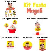 Kit Festa Tema Magali