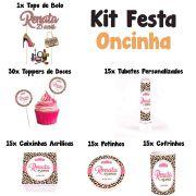 Kit Festa Tema Oncinha