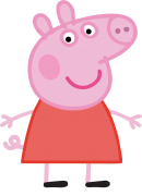 Kit Festa Tema Peppa Pig