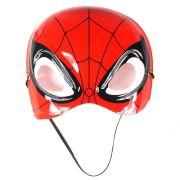 Kit Homem Aranha com Capa e Máscara