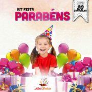 Kit ´´Parabéns´´ AVENGERS 20 Convidados