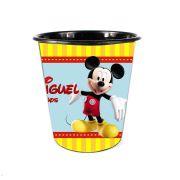 Lembrancinha Balde de Pipoca A Casa do Mickey