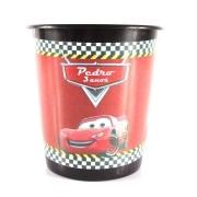 Lembrancinha Balde de Pipoca Carros Disney