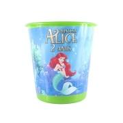 Lembrancinha Balde de Pipoca Princesa Ariel
