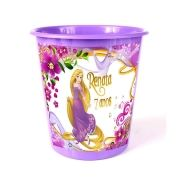 Lembrancinha Balde de Pipoca Rapunzel