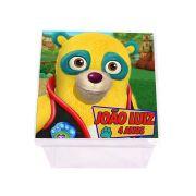 Lembrancinha Caixa Acrílica Personalizada Agente Especial Urso
