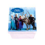 Lembrancinha Caixa Acrílica Personalizada Frozen 2