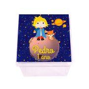 Lembrancinha Caixa Acrílica Personalizada O Pequeno Príncipe
