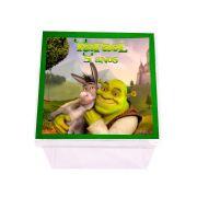 Lembrancinha Caixa Acrílica Personalizada Shrek