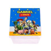 Lembrancinha Caixinha de Acrílico Personalizada Toy Story