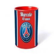 Lembrancinha Cofrinho Personalizado Paris Saint Germain