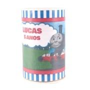 Lembrancinha Cofrinho Personalizado Thomas e Seus Amigos