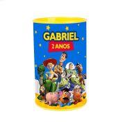 Lembrancinha Cofrinho Personalizado Toy Story