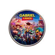 Lembrancinha Latinha Personalizada Toy Story 4