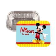 Lembrancinha Marmitinha Personalizada A Casa do Mickey