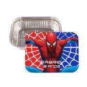 Lembrancinha Marmitinha Personalizada Homem Aranha