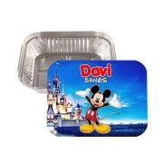 Lembrancinha Marmitinha Personalizada Mickey