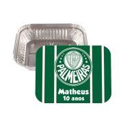 Lembrancinha Marmitinha Personalizada Palmeiras
