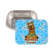 Lembrancinha Marmitinha Personalizada Scooby Doo