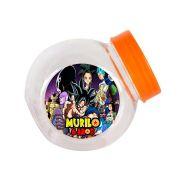 Lembrancinha Mini Baleiro Personalizado Dragon Ball