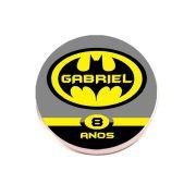 Lembrancinha Potinho De Alumínio Personalizado Batman