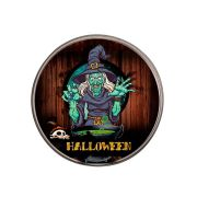 Lembrancinha Potinho De Alumínio Personalizado Halloween