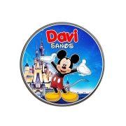 Lembrancinha Potinho De Alumínio Personalizado Mickey