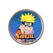 Lembrancinha Potinho De Alumínio Personalizado Naruto