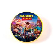 Lembrancinha Potinho Personalizado Toy Story 4
