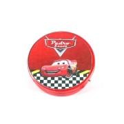 Lembrancinha Potinho Plástico Personalizado Carros Disney