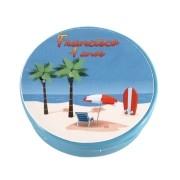 Lembrancinha Potinho Plástico Personalizado Havaiana