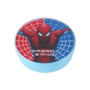 Lembrancinha Potinho Plástico Personalizado Homem Aranha