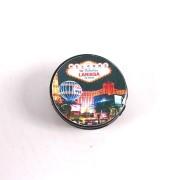 Lembrancinha Potinho Plástico Personalizado Las Vegas