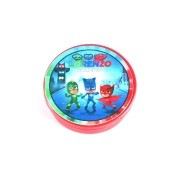 Lembrancinha Potinho Plástico Personalizado PJ Masks