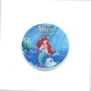 Lembrancinha Potinho Plástico Personalizado Princesa Ariel