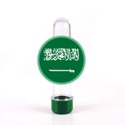 Lembrancinha Tubete Bandeira Arabia Saudita