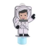 Lembrancinha Tubete Personagem Astronauta da Galáxia Adulto