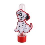 Lembrancinha Tubete Personagem Cachorro Dálmatas com Lingua de Fora