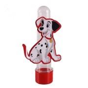 Lembrancinha Tubete Personagem Cachorro Dálmatas com Pingente